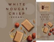 iChoc White Nougat Crisp Reisdrinkschokolade