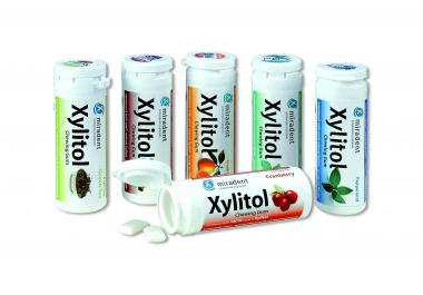Xylitol Chewing Gum 30 Stck.