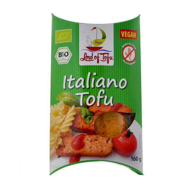 Lord of Tofu ITALIANO, BIO 160g