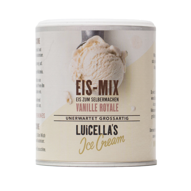 Eis-Mix Vanille Royale 180g
