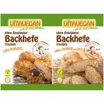Backhefe vegan
