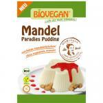 Bio Mandel Paradies Pudding