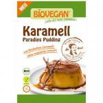 Bio Karamell Paradies Pudding
