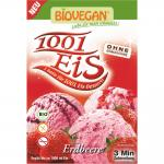 Bio 1001 Eis - Erdbeere zum Selbermachen