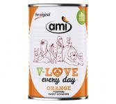 Ami V-LOVE every day ORANGE Kürbis Süßkartoffel, 400g