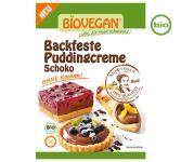 Biovegan Bio BACKFESTE PUDDINGCREME Schoko, 55g