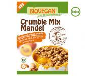 Biovegan Bio CRUMBLE MIX Mandel, 124g