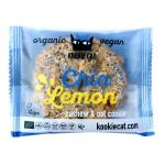 Kookie Cat CASHEW-HAFER-KEKS Chia & Zitrone, BIO, 50g