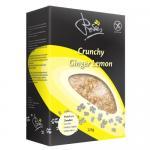 Ingwer Zitrone Crunchy 325 Gramm