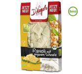 D'Angelo Bio RAVIOLI mit veganem Schmelz, 250g