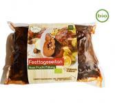 L'Herbivore FESTTAGSSEITAN mit Nuss-Frucht Füllung, BIO, 1,2kg