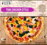Pizza Thai Chicken