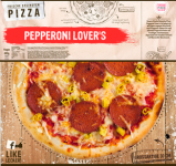 Pizza Peperoni Lovers