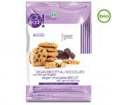 GOvegan Bio VEGAN KEKSE mit Schokoladentropfen, 250g