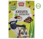Rosengarten Bio SHAUN DAS SCHAF Knusper-Frühstück Kakao, 325g