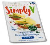 Simply V VEGANE GENIEßERSCHEIBEN Natur, 150g