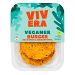 Vivera VEGANER BURGER aus Kürbis & Süßkartoffel, 200g