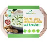 Well Well CREME AUS KÜRBISKERNEN und Brokkoli, 125g