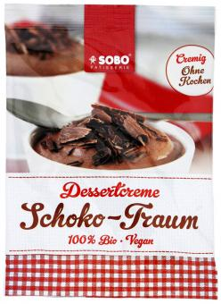 Sobo DESSERTCREME Schoko-Traum, 74g