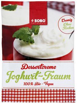 Sobo DESSERTCREME Joghurt-Traum