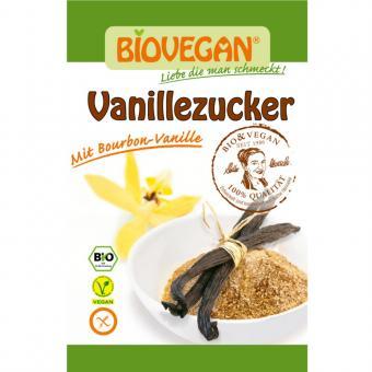 Bio Bourbon Vanillezucker BIOVEGAN