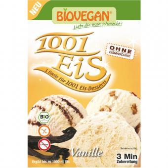 Bio 1001 Eis - Vanille zum Selbermachen!