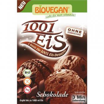 Bio 1001 Eis - Schokolade zum Selbermachen