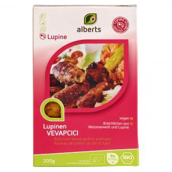 Alberts LUPINEN VEVAPCICI, BIO, 200g