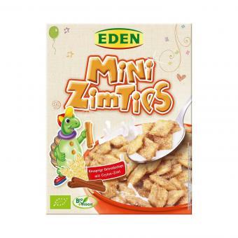 Eden Bio MINI ZIMTIES, 375g