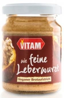 Vitam wie feine Leberwurst 110g