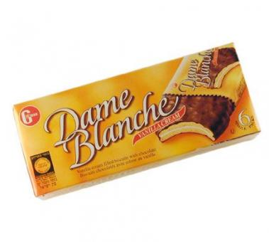 DAME BLANCHE Kekse Vanille