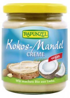 Rapunzel Kokos-Mandel Creme 250g