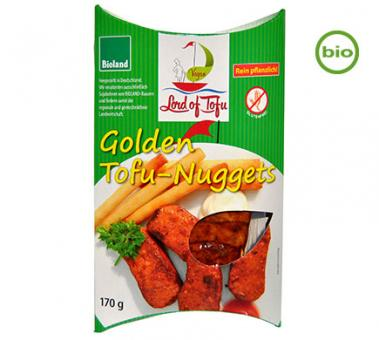Lord of Tofu Bio GOLDEN TOFU NUGGETS, 170g