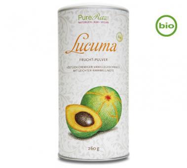 PureRaw Bio LUCUMA-Fruchtpulver, 260g