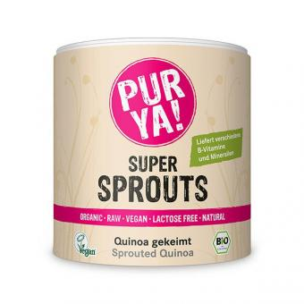 BIO SUPER SPROUTS Quinoa gekeimt