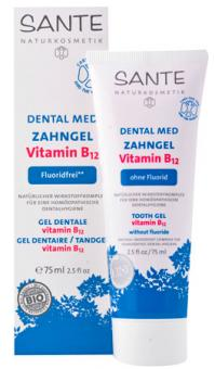 SANTE Dental Med Zahncreme Vitamin B12 75ml