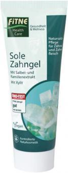 FITNE Sole Zahngel 75ml