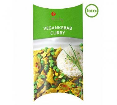 Vegan KEBAB CURRY