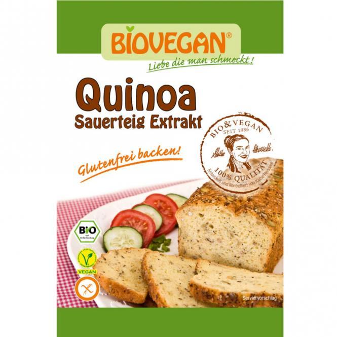 Bio Quinoa Sauerteigextrakt