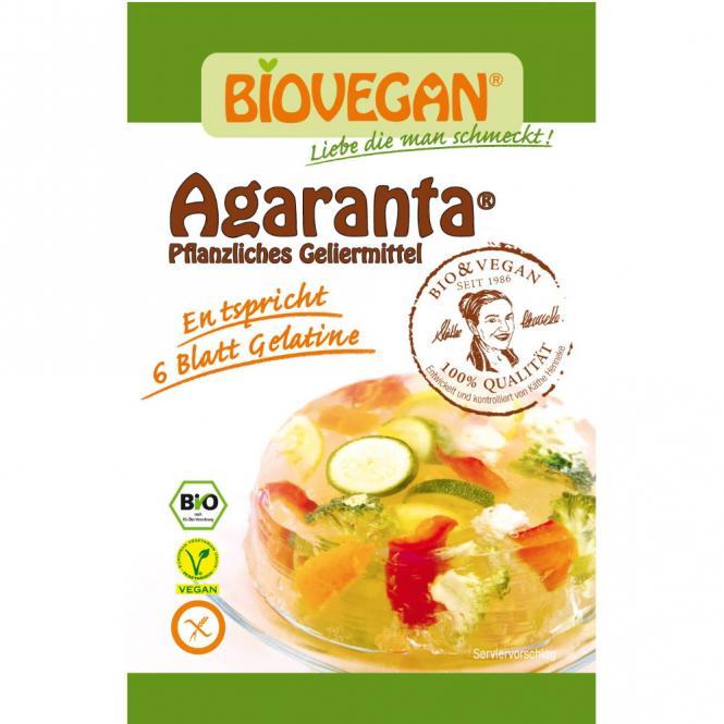 Bio-Agaranta (pflanzliches Geliermittel) 3 x 6 g