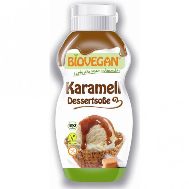 Bio Dessertsoße Karamell 250 g