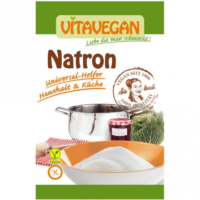 BIO Natron vegan