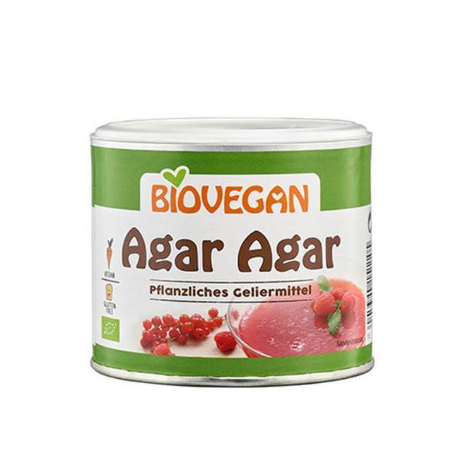 Biovegan BIO AGAR AGAR Dose 100g