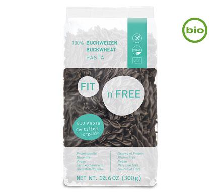 Fit 'n' Free Bio BUCHWEIZEN FUSILLI, 300g