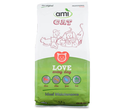 AMI CAT Katzentrockennahrung 1,5kg
