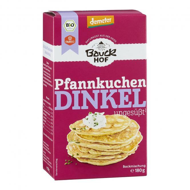 Bauckhof DINKEL-PFANNKUCHEN Backmischung, BIO, 180g