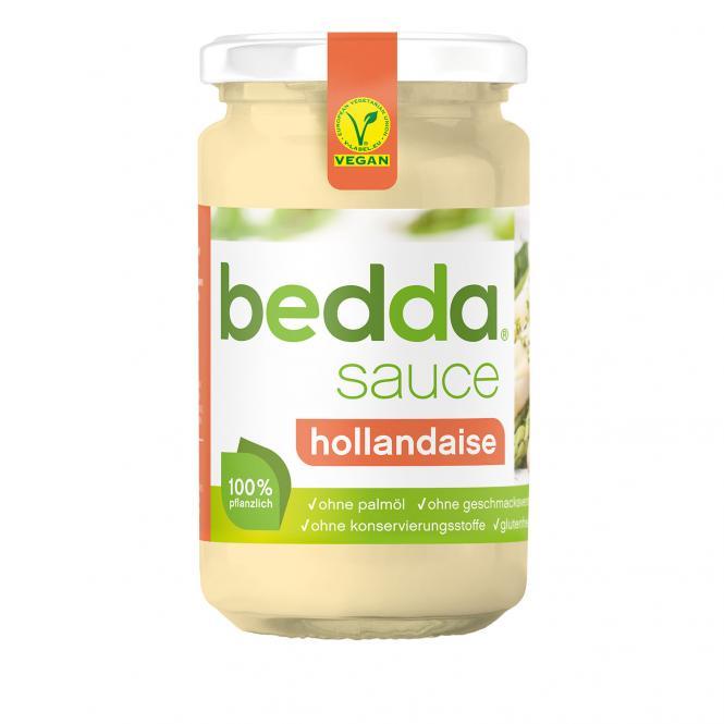 bedda SAUCE HOLLANDAISE, 230ml
