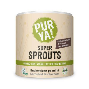BIO SUPER SPROUTS Buchweizen gekeimt