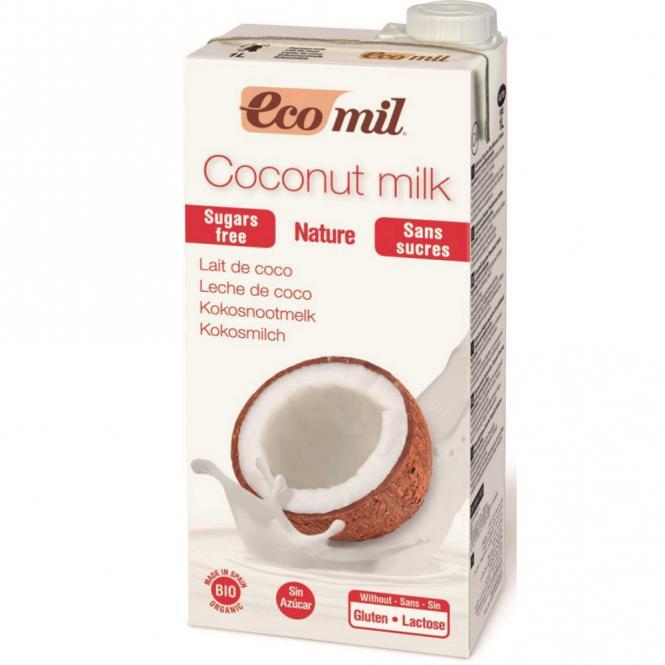 Bio Kokosdrink zuckerfrei 1L