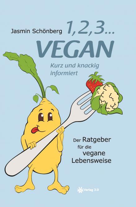 1,2,3 Vegan kurz und knackig informiert